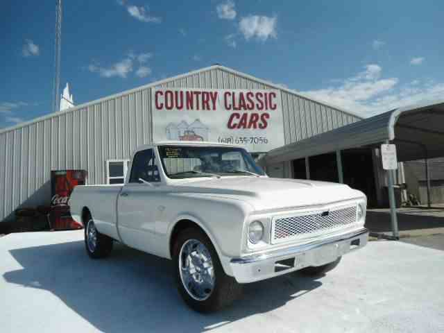 Picture of '67 C/K 10 - KS9P