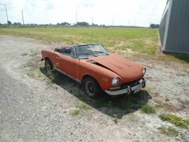 1973 Fiat Spider | 969760