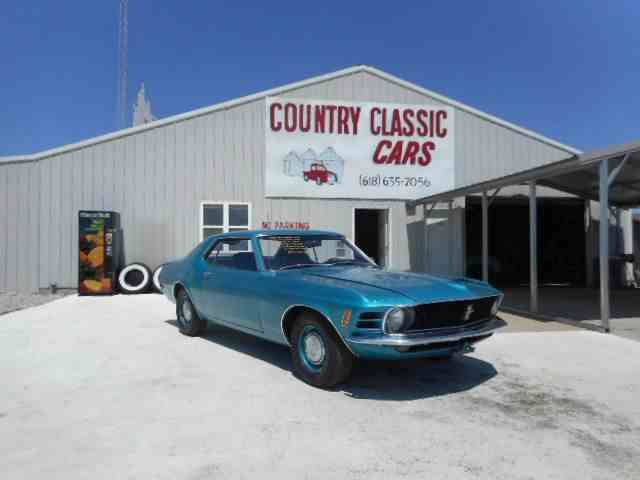 1970 Ford Mustang | 969761
