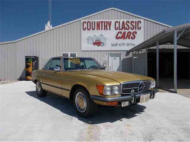 1973 Mercedes-Benz 450SL | 969763