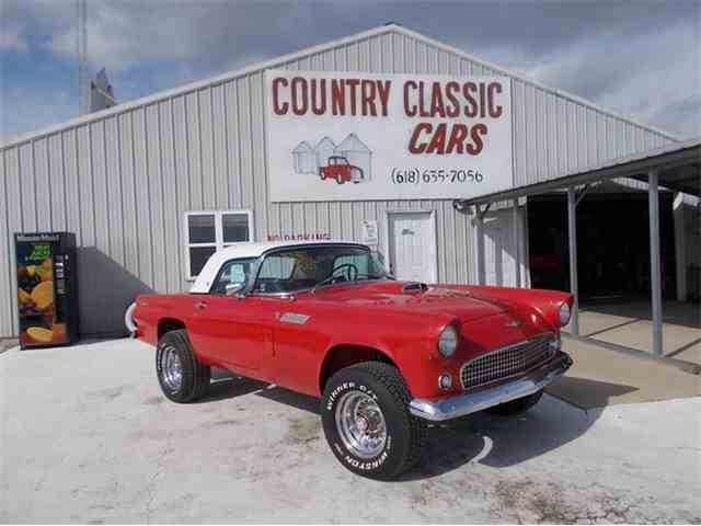 1956 Ford Thunderbird | 969772