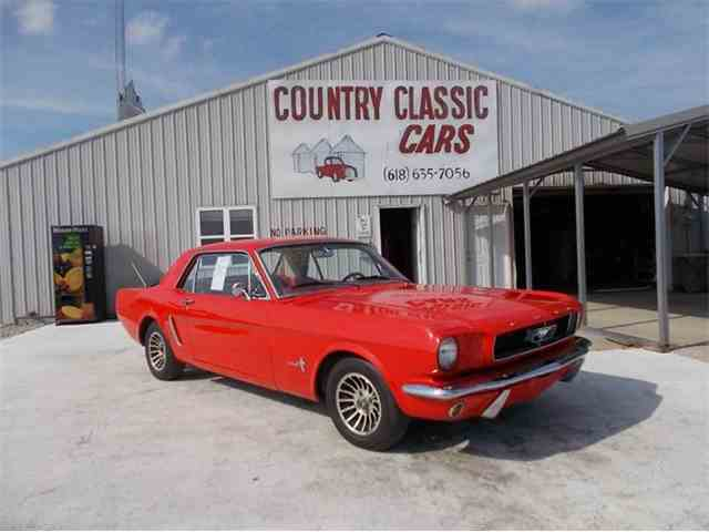 1965 Ford Mustang | 969773
