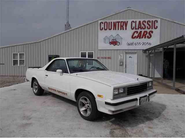 1982 Chevrolet El Camino | 969774