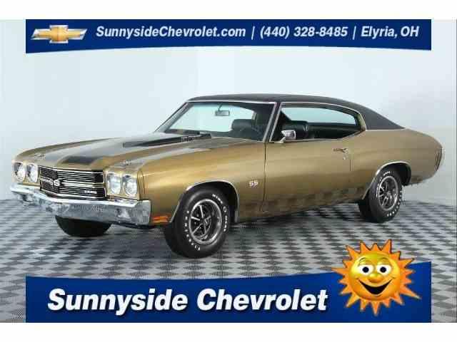 1970 Chevrolet Chevelle | 969789