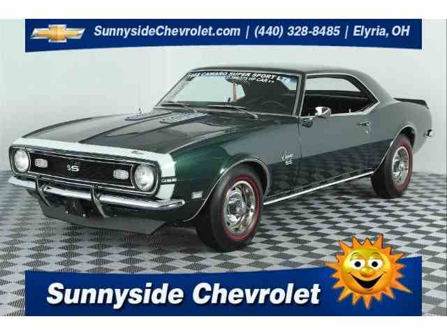 1968 Chevrolet Camaro | 969790
