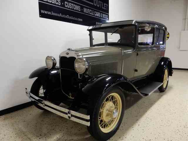 1930 Ford Model A | 969799