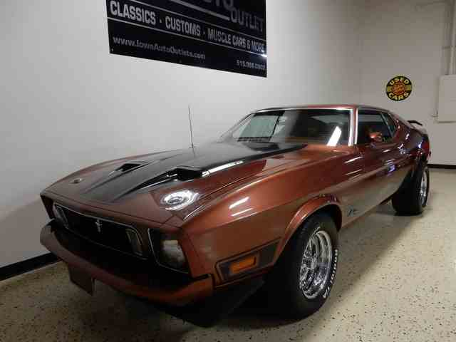 1973 Ford Mustang Mach 1 | 969800