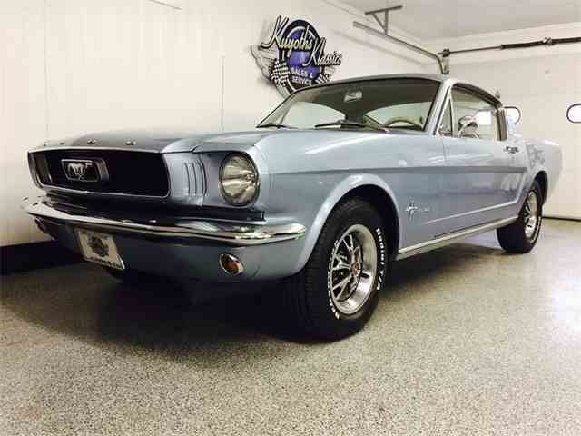 1966 Ford Mustang | 969802