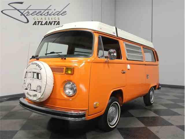 1975 Volkswagen Bus Westfalia Camper | 969814
