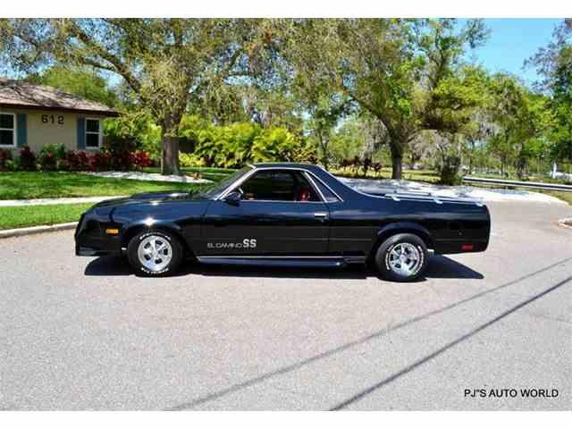 1986 Chevrolet El Camino | 969821