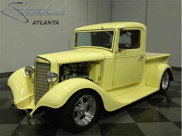 1937 International Pickup | 969824
