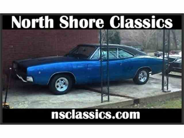 1968 Dodge Charger | 969828