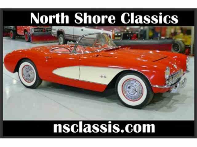 1957 Chevrolet Corvette | 969830