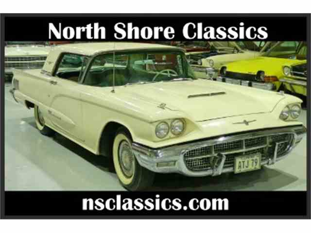 1960 Ford Thunderbird | 969831