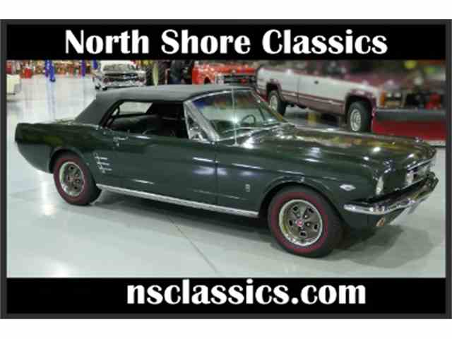 1966 Ford Mustang | 969833