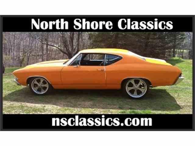 1968 Chevrolet Chevelle | 969834