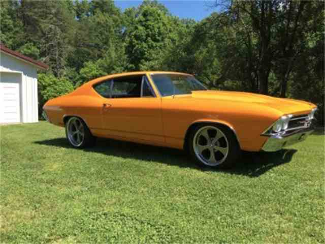 1968 Chevrolet Chevelle   969834