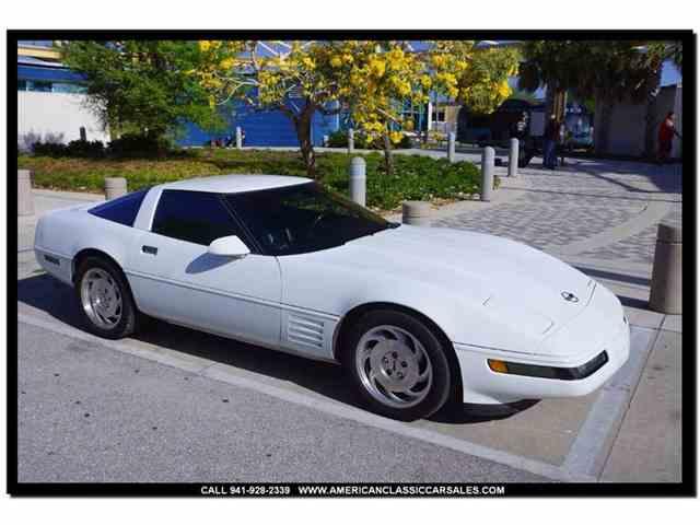 1993 Chevrolet Corvette | 969835