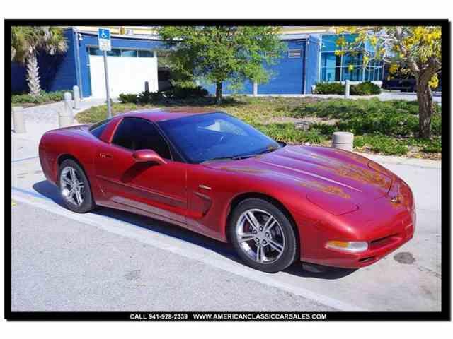 1998 Chevrolet Corvette | 969837