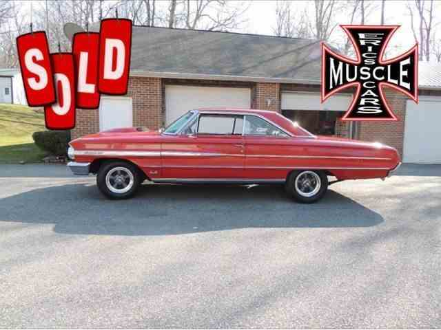 1964 Ford Galaxie 500 | 969841