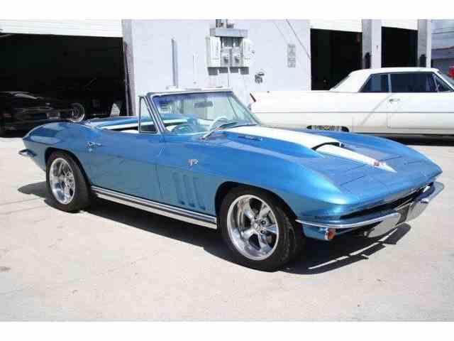 1965 Chevrolet Corvette   969843