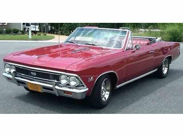 1966 Chevrolet Chevelle   969844