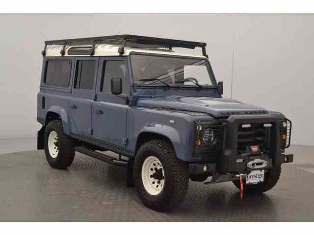 1991 Land Rover Defender 110 | 969871