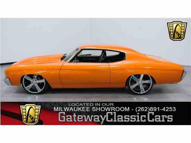 1971 Chevrolet Chevelle | 969874