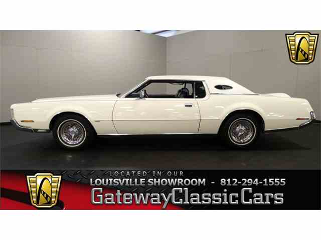 1972 Lincoln Continental | 969875
