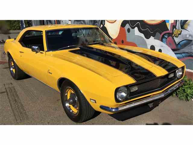 1968 Chevrolet Camaro | 969883