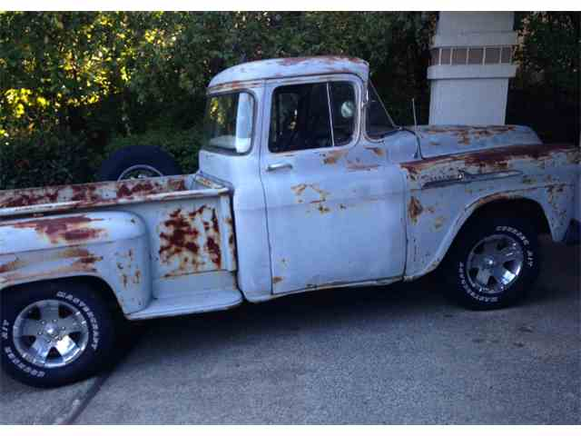 1958 Chevrolet Pickup | 969889