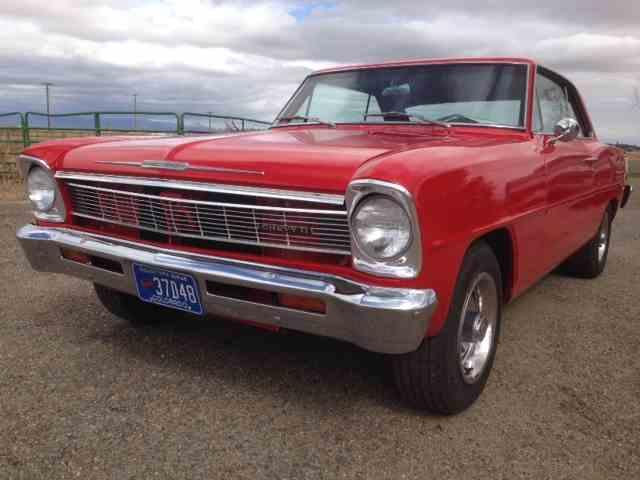 1966 Chevrolet Chevy II Nova | 969900