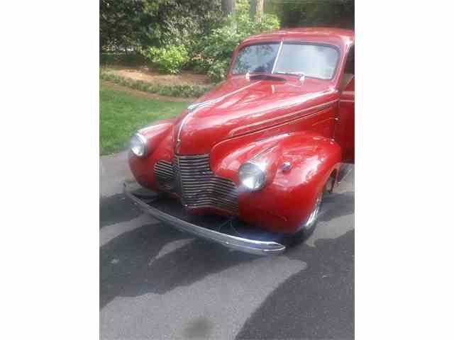 1940 Chevrolet 2-Dr Coupe | 969905