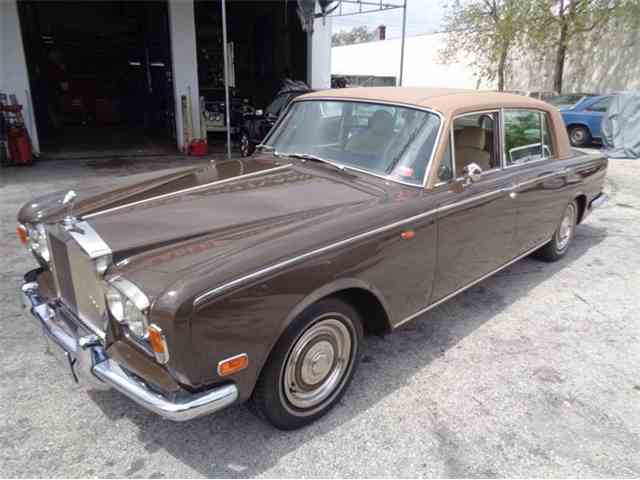 1972 Rolls-Royce Silver Shadow | 969909