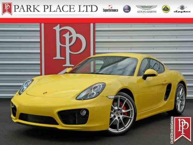 2014 Porsche Cayman | 969918
