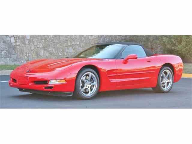 2002 Chevrolet Corvette | 969922