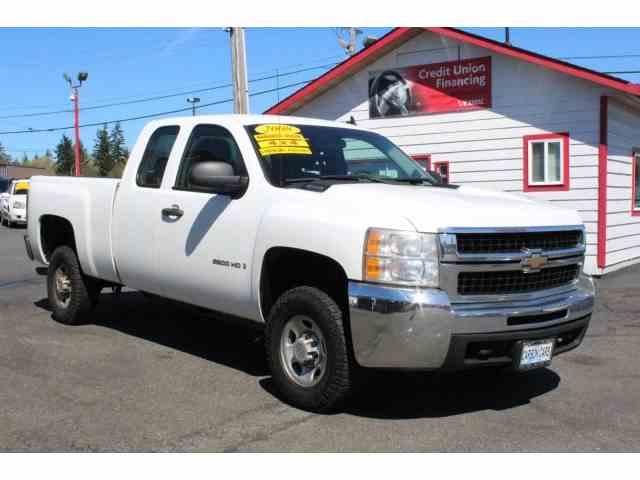 2008 Chevrolet Silverado | 969926