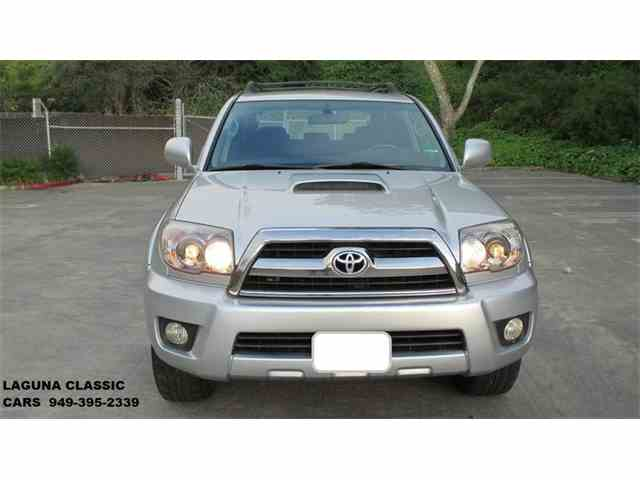 2007 Toyota 4Runner SPORT | 969928