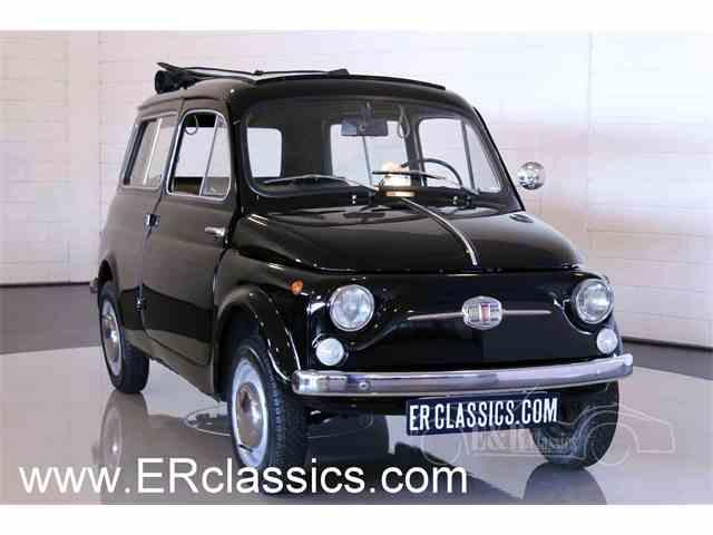 1969 Fiat 500L   969930