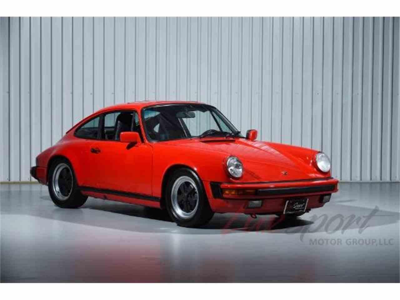 1988 porsche 911 carrera for sale cc 969937. Black Bedroom Furniture Sets. Home Design Ideas