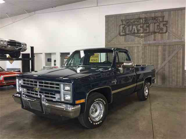 1986 Chevrolet C/K 10 | 969940