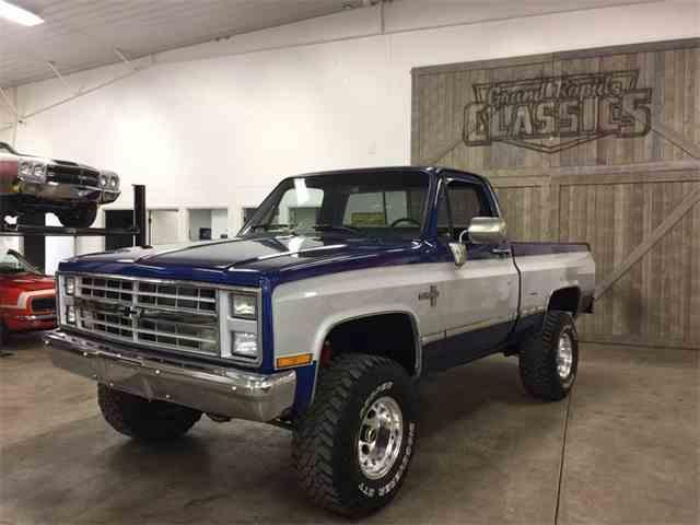 1986 Chevrolet C/K 10 | 969941