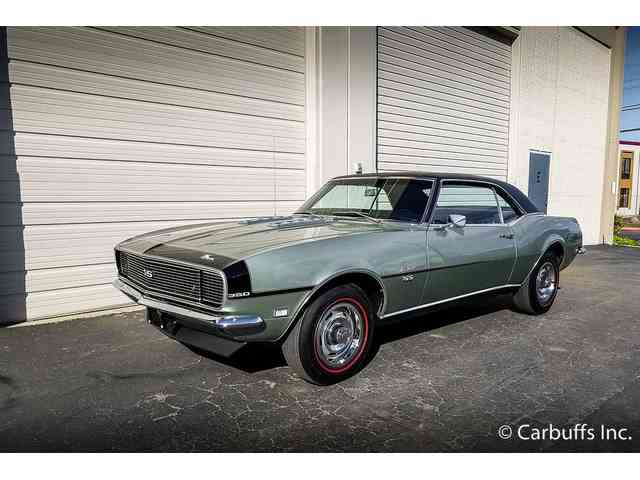 1968 Chevrolet Camaro RS/SS | 969947