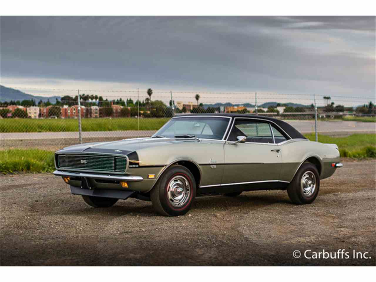 1968 Chevrolet Camaro Rs Ss For Sale Classiccars Com