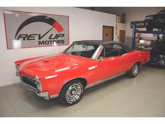 1967 Pontiac GTO   969950