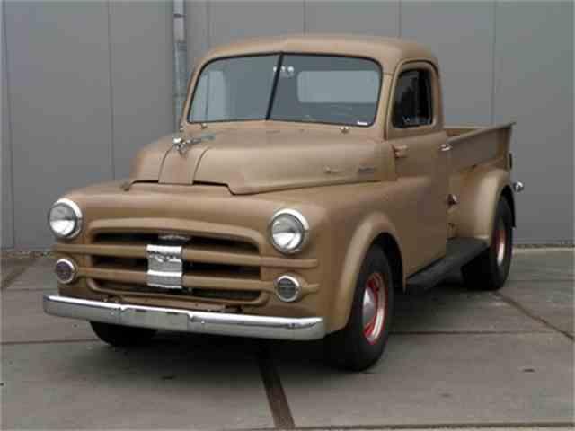 1952 Dodge Truck   969964