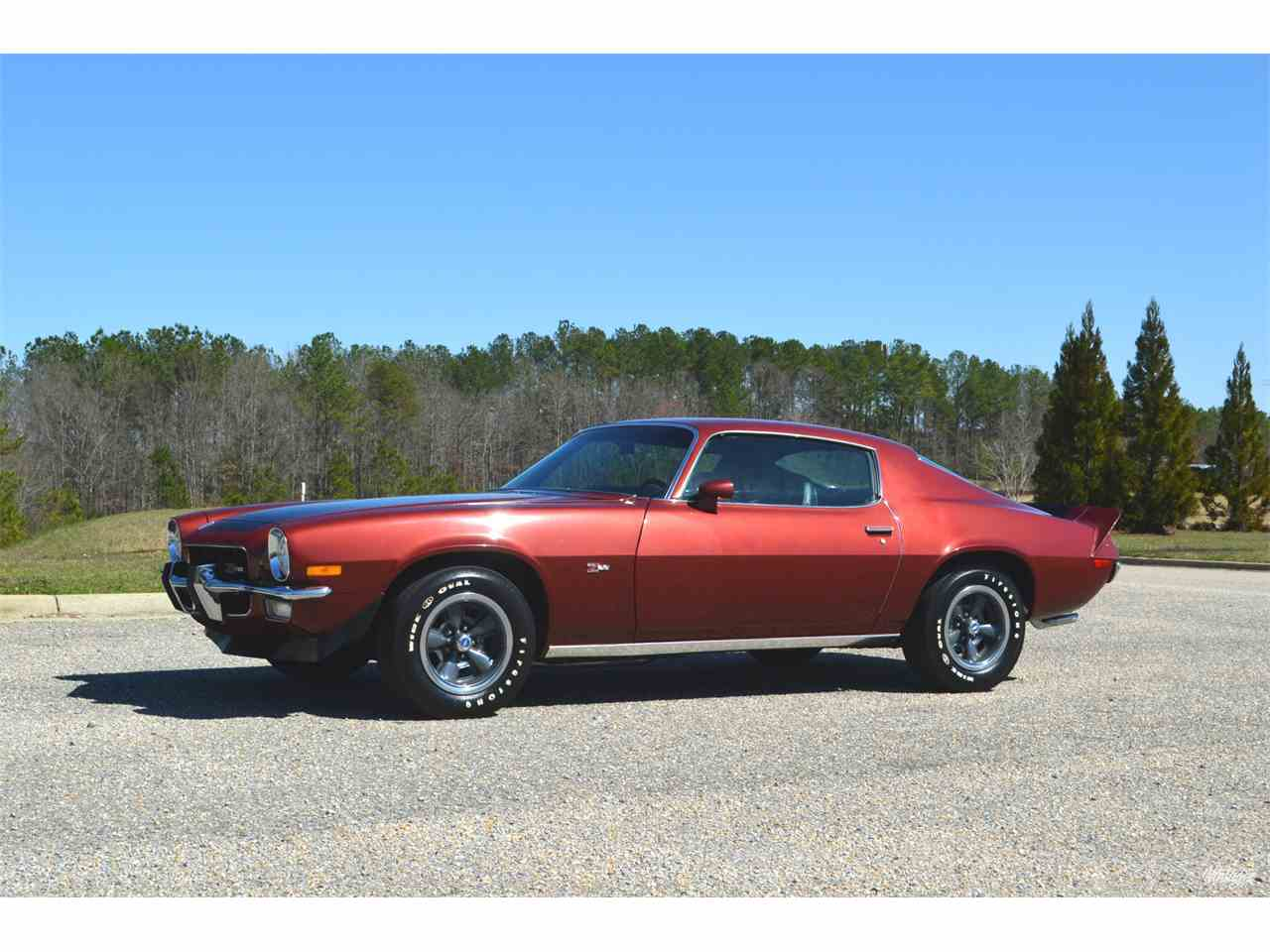 1973 chevrolet camaro z28 for sale cc 969970. Black Bedroom Furniture Sets. Home Design Ideas