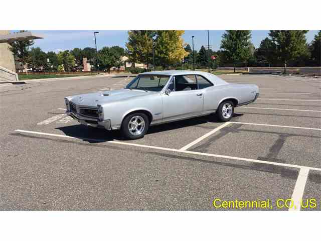 1966 Pontiac GTO | 969971