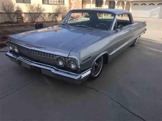 1963 Chevrolet Impala SS | 969975