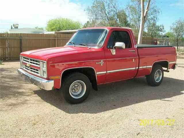 1985 Chevrolet Silverado | 969981